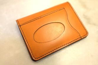 外ポケ付カードケース1